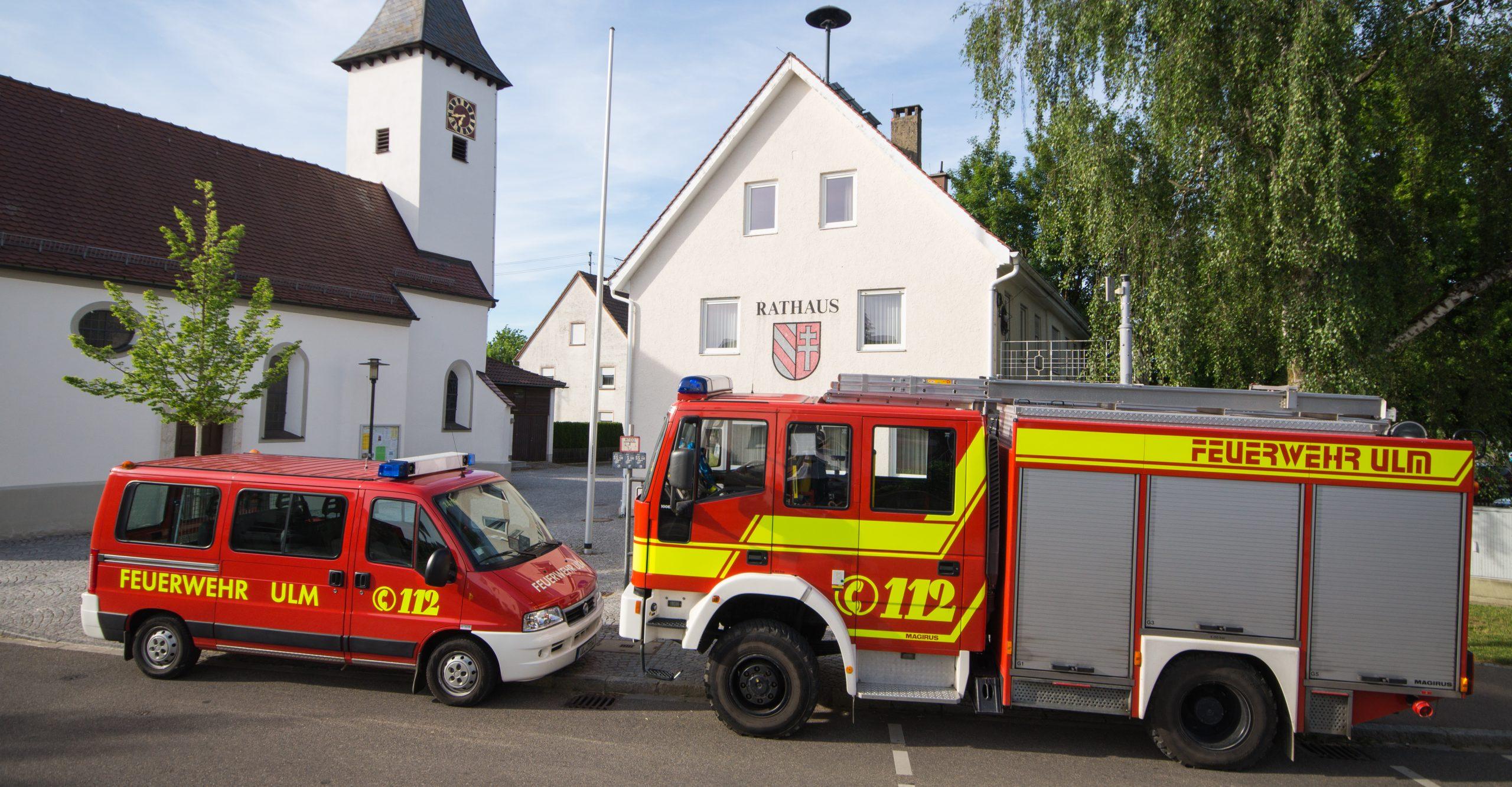Feuerwehr Ulm - Abteilung Unterweiler